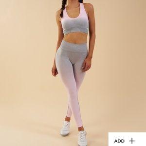 NWT Gymshark ombré leggings